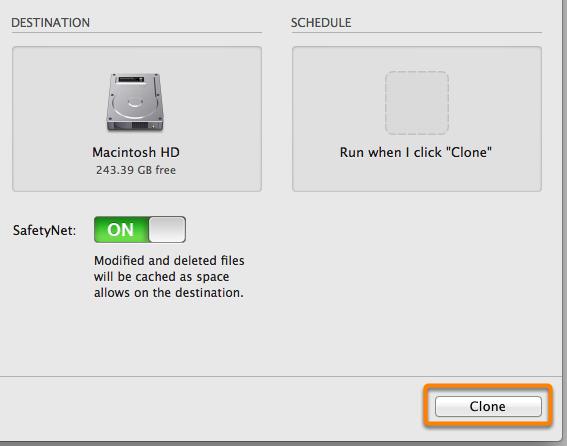 Click Clone