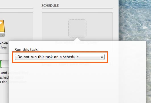 Design a Schedule